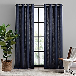 Urban Thread Hawthorne Grommet Light Filtering Window Curtain Panel