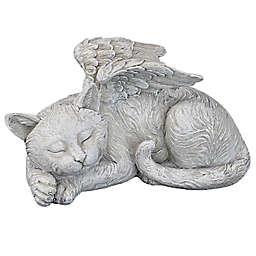 Design TOSCANO® Cat Memorial Angel Pet Statue