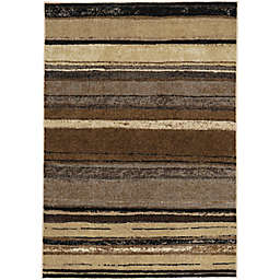 Mohawk New Wave Rainbow 2'6 x 3'10 Neutral Accent Rug