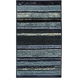 Mohawk New Wave Rainbow 1'8 x 2'10 Accent Rug in Dusk