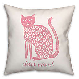 Designs Direct Check Meowt Decorative Collection