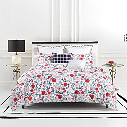 kate spade new york Blossom™ 3-Piece Duvet Cover Set
