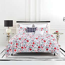 kate spade new york Blossom™ 3-Piece Duvet Cover Set