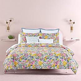 kate spade new york Floral Dots 2-Piece Reversible Comforter Set