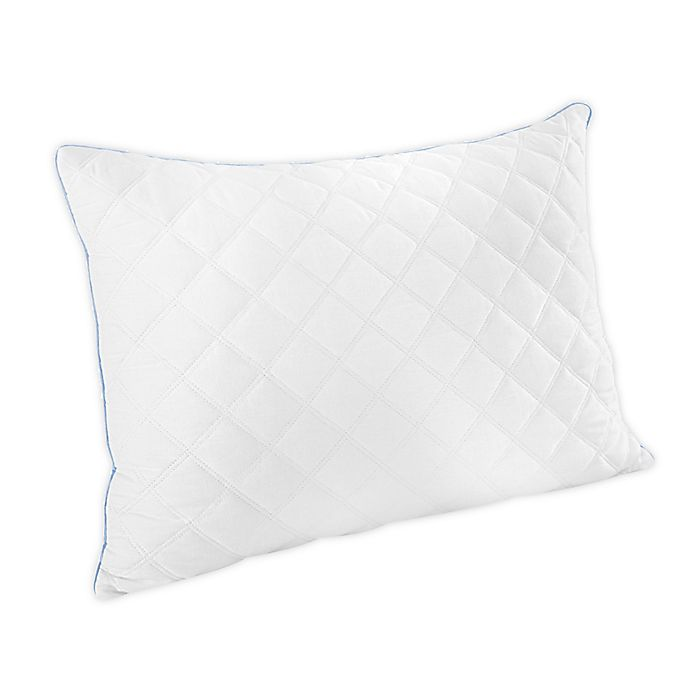 Alternate image 1 for Charisma® Memory Foam Cluster and Gel Beads Bed Pillow