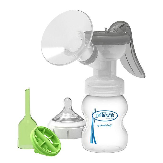 Alternate image 1 for Dr. Brown's™ Manual Breast Pump