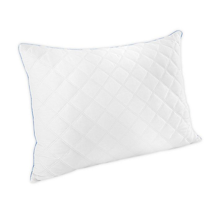Alternate image 1 for Charisma® Memory Foam 2-Pack Cluster and Gel Beads Bed Pillows