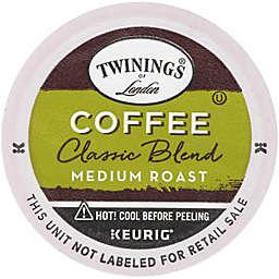 Twinings® of London® Classic Blend Medium Roast Coffee Keurig® K-Cup® Pods 24-Count
