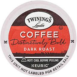 Twinings® of London® Distinctively Bold Dark Roast Coffee Keurig® K-Cup® Pods 24-Count