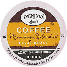Twinings of London® Morning Splendor Light Roast Coffee Keurig® K-Cup® Pods 24-Count