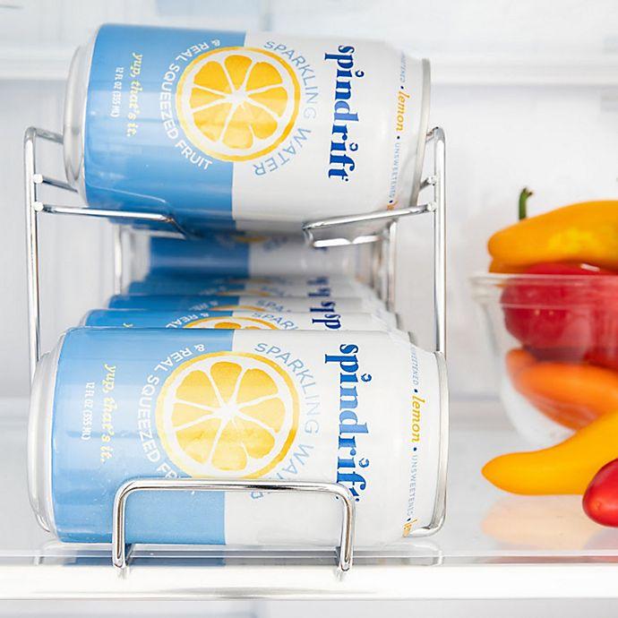 Alternate image 1 for Better Houseware Beverage Can Dispenser in Chrome