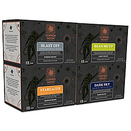 Copper Moon® Coffee Discovery Pack Premium Blend Single Serve Pods 48-Count