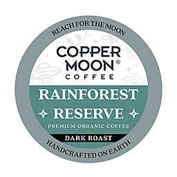 Copper Moon® Coffee Rainforest Reserve Premium Organic Single Serve Pods 36-Count