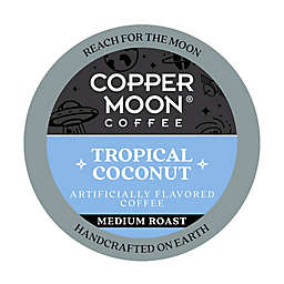 Copper Moon® Coffee Tropical Coconut Pods for Single Serve Coffee Makers 36-Count