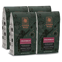 Copper Moon® Coffee Colombian Premium Blend 2 lb. Whole Bean Coffee (4-Pack)