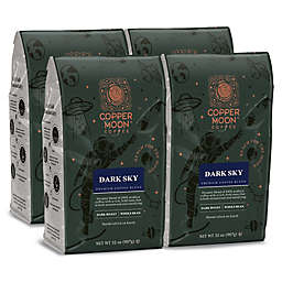 Copper Moon® Coffee Dark Sky Premium Blend 2 lb. Whole Bean Coffee (4-Pack)