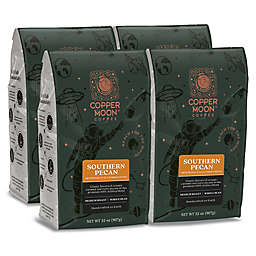 Copper Moon® Coffee Southern Pecan Blend 2 lb. Whole Bean Coffee (4-Pack)