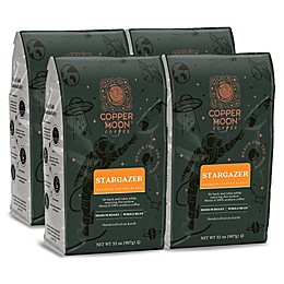 Copper Moon® Coffee Stargazer Premium Blend 2 lb. Whole Bean Coffee (4-Pack)