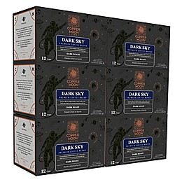 Copper Moon® Coffee Dark Sky Premium Blend Pods for Single Serve Coffee Makers 72-Count