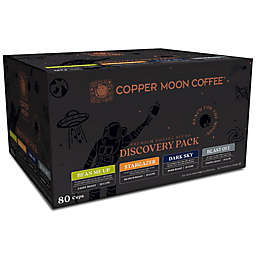 Copper Moon® Coffee Discovery Pack Premium Blend Single Serve Pods 80-Count