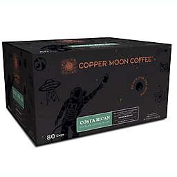 Copper Moon® Coffee Costa Rican Premium Blend Single Serve Pods 80-Count