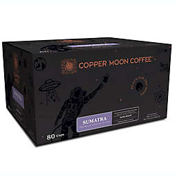 Copper Moon® Coffee Sumatra Premium Blend Pods for Single Serve Coffee Makers 80-Count