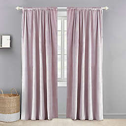 Levtex Baby® Velvet 84-Inch Window Curtain Panel
