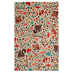 Mohawk® Prismatic Enchanted Forest Multicolor Area Rug
