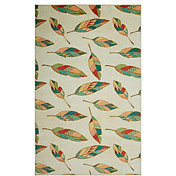 Mohawk® Home Prismatic Southwest Feathers 8' x 10' Multicolor Area Rug
