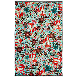 Mohawk® Home Enchanted Forest Fox 8' x 10' Multicolor Area Rug