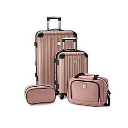 Geoffrey Beene Colorado 4-Piece Luggage Set