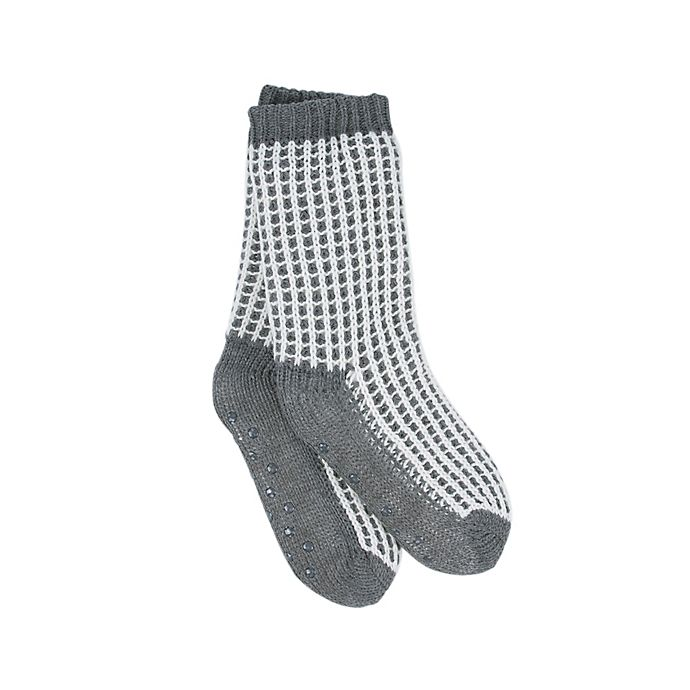 Alternate image 1 for Bee & Willow™ Home Knit Lounge Socks