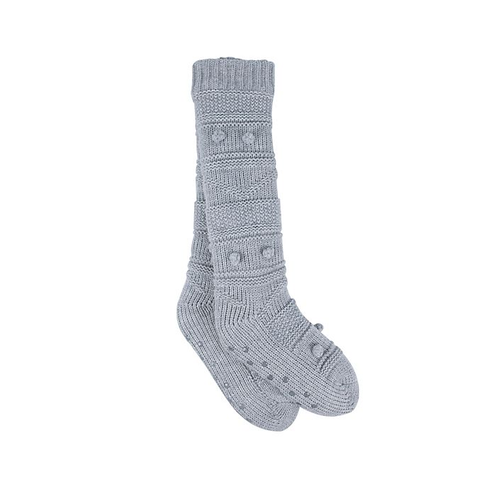 Alternate image 1 for Bee & Willow™ Home Lounge Socks in Grey