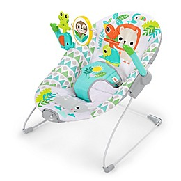 Bright Starts™ Spinnin' Safari™ Vibrating Bouncer