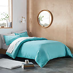 UGG® Devon 3-Piece King Duvet Cover Set in Clearwater
