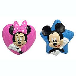 Disney® 2-Piece Mickey and Minnie Bath Squirter Set
