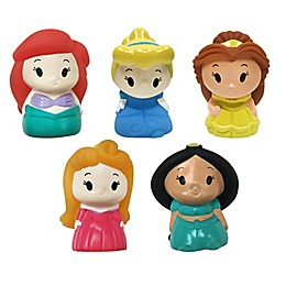 Disney® 5-Piece Princess Bath Finger Puppet Set