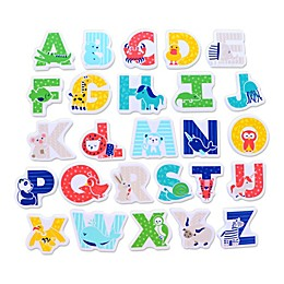 Ginsey Idea Factory 26-Piece Foam Bath Letter Set