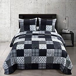Donna Sharp® London 3-Piece Reversible Quilt Set