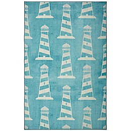 Mohawk Home® Prismatic Seaside Lighthouse Rug