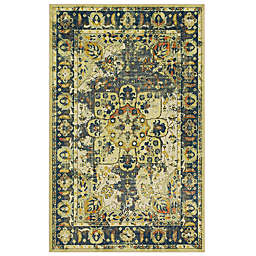Mohawk Home Sevan 3' x 5' Area Rug in Gold/Multi
