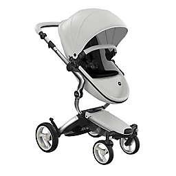 Mima® Xari Aluminum Single Stroller Bundle in White/Black