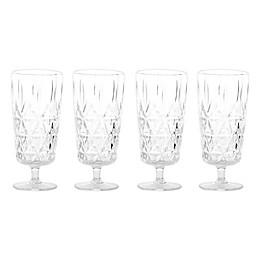 Sagaform® Picnic Champagne Glasses (Set of 4)