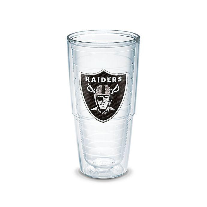Alternate image 1 for Tervis® NFL Las Vegas Raiders 24 oz. Tumbler
