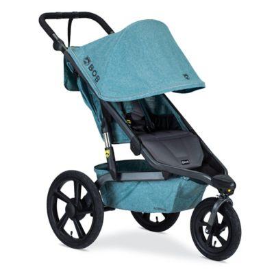 BOB Gear® Alterrain Jogging Stroller in Melange Teal
