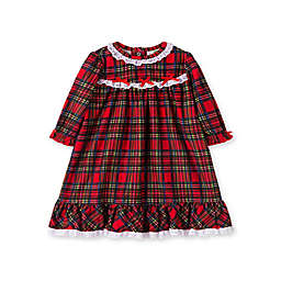 Little Me® Girl's Plaid Nightgown