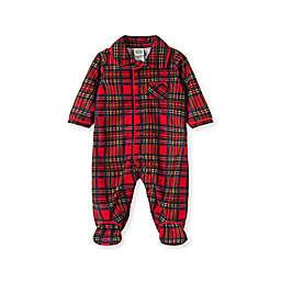 Little Me® Boy's Plaid Footie Pajamas