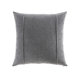 Pendleton® Ryder Corduroy European Throw Pillow in Charcoal