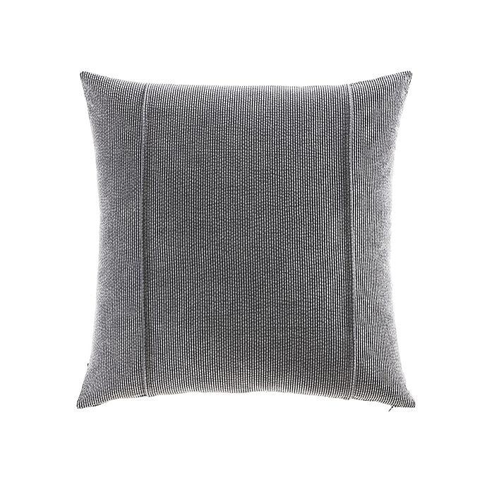 Alternate image 1 for Pendleton® Ryder Corduroy European Throw Pillow in Charcoal