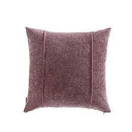 Pendleton® Ryder Corduroy Square Throw Pillow in Rust